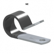 Aluminium Clamp /Aluminium Clamp with Vinyl Coating