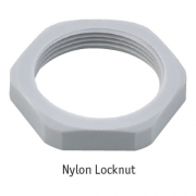 Locknuts and Sealing Washers for Cable Glands